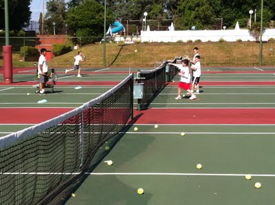 Youth Tennis in Bowie